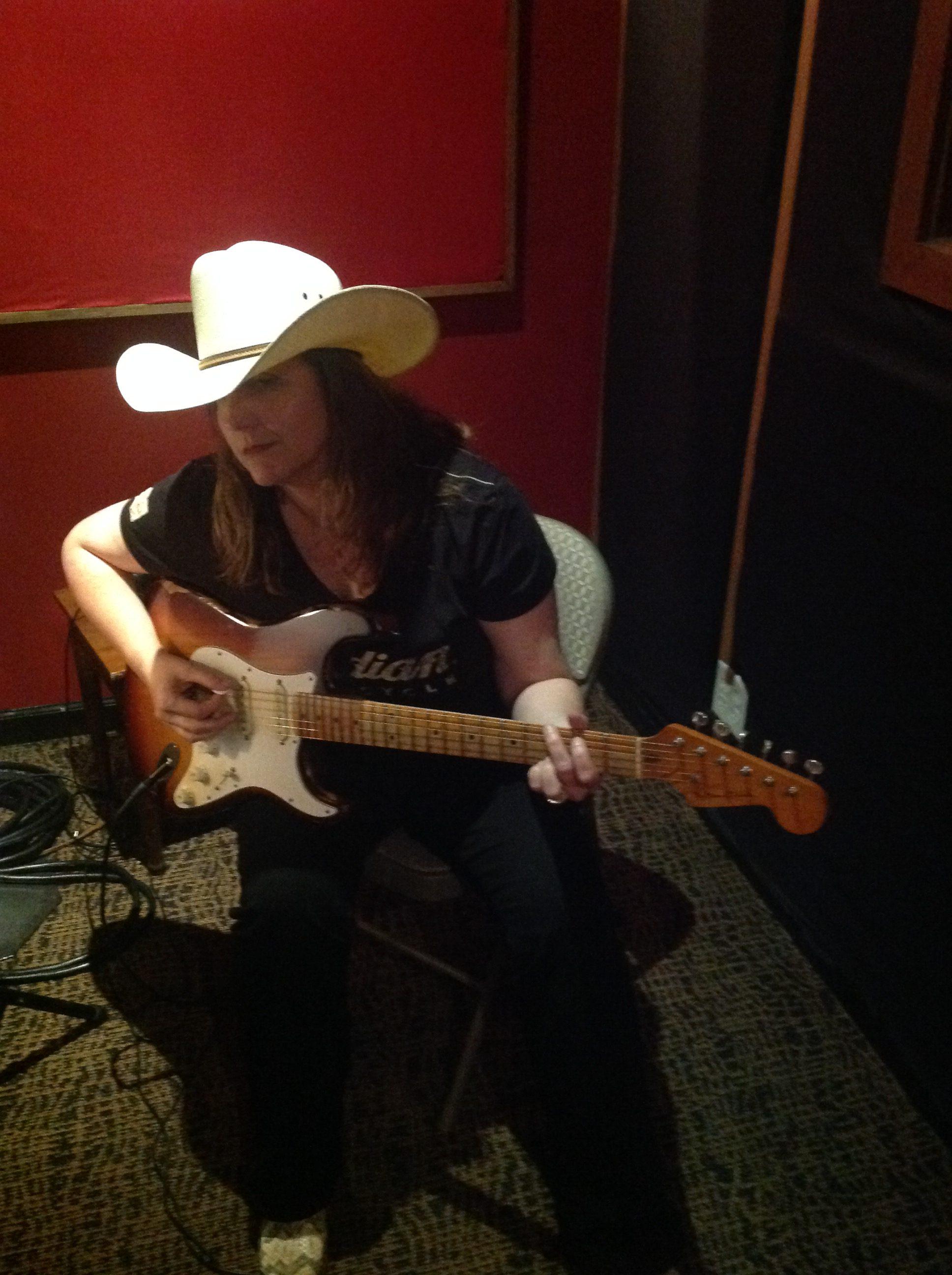 Kristen Hart: Recording @ Studio 515 Nashville